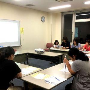 【静岡】2018.07.07 PTA清水11ブロック母親学級さま